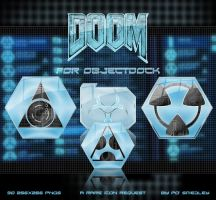 DooM for ObjectDock by PoSmedley