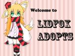 Welcome! by Lidfox