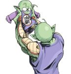 Piccolo Daimao and Piccolo Jr by TheBombDiggity666