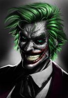 The Joker by orochi-spawn