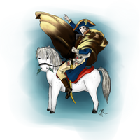 Napoleon by Blue-Wolf-Eyes