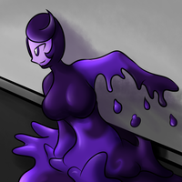 Lady in Lavender of Lavender by DoodleDowd
