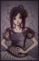 Dark Romantic by chuinny