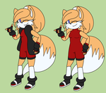 Apricot the Vixen Reference 2016 by Apricotthevixen