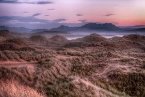 Pre dawn dunes by CharmingPhotography