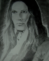David Gilmour by Sent666
