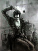 Arkham Origins:Joker by lovejoker4ever