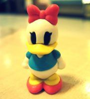 Daisy Duck by sachi92