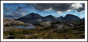 Benn Eighe by Project-Firefly