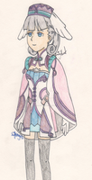 Xenoblade Chronicles - Melia Antiqua by SwiftNinja91