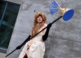Fanime 2011 - Lady Black Pearl by Cosphotos