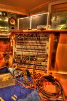 Patch Bay by taffmeister