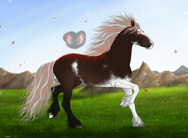LE - Friesian import by Minthiy