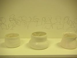 Exhibition Row by mariane
