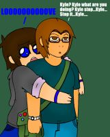 Kyle, Stop. Das Gay. by Onslaught14