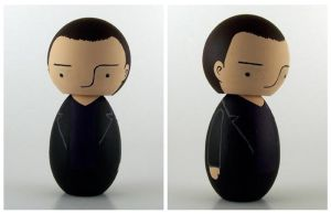 Ninth Doctor Doll by renton1313
