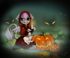 Happy Halloween 2011 by Mirelmture