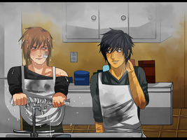 ::Pair Mission:: Baking gone wrong by NeskaMD
