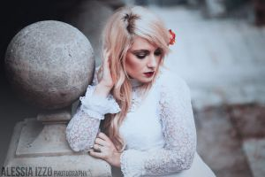 The bride III by Alessia-Izzo