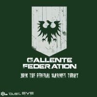 Gallente Federation: Federal Marines Recruitment by ZombieBerlioz
