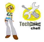 Techchell EG by Techmike1
