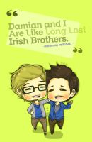 Irish Brothers by Jean-chan