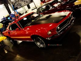 Mach 1 by PhotographiCreed