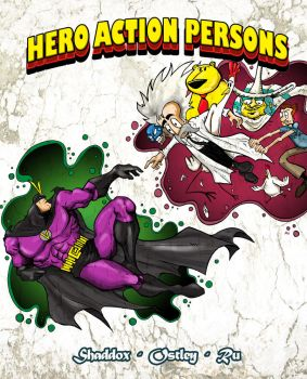 Hero Action Persons Cover by Eastforth