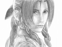 Aerith by stalien