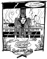 Culinary School Potter Style by greensprout