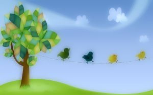 songbirds by nucu