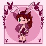 Play boy bunny Cute by butterflypirate