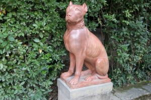 Dog - Statues Stock 2 by DeadLulu