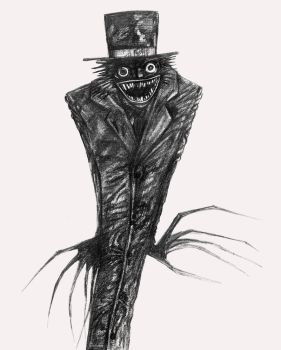 The Babadook by zobly