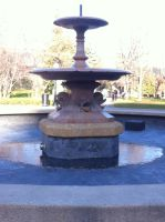 Fountain (close up) by MiniBeast09876