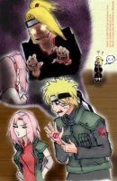 Diplomacy - Naruto's fear by AkatsukixSakura-Club
