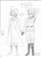 Austria and Germany: Secretly Yours by Ichan25