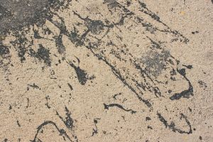 Paint Splattered Concrete by texturejunky