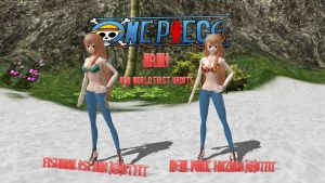 One Piece - Nami New World Update 1 by FatalitySonic2