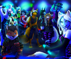 Goth Rave! by Neotheta