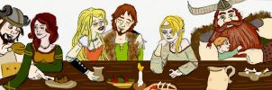 Feast by ch4rms