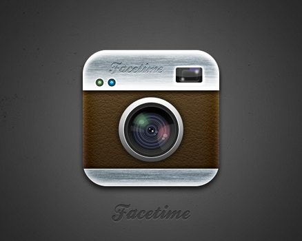 Facetime icon by luisperu9