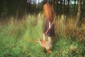 Goldilocks and the blood. by laura-makabresku