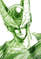 Cell sketch by songiang