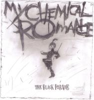 The Black Parade cover-MCR by Arie-Vampiress