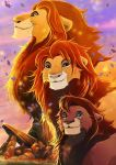 The Lion Kings by VanRah