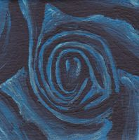 Blue Rose by Bex013