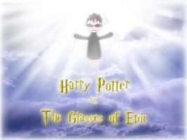 Harry Potter + Glasses of Epic by The-Camo