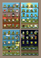 Amphibious Theme Icons by SoundForge