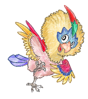 Rufflet Color by Sulfura